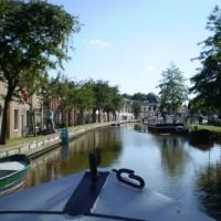 Rondvaart vanuit Maasland naar Delft langs de oude trekvaartroute